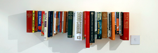 10 beautiful floating shelf for books