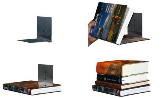 invisible floating bookshelves for sale