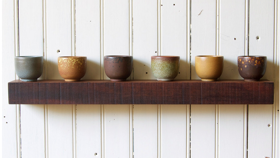 rustic floating wall shelves 3