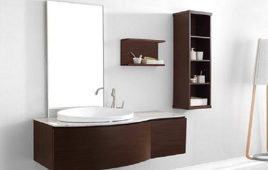 floating shelves ideas for bathroom 2